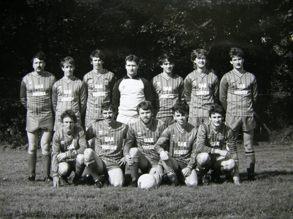 Bushmills-Football-Team