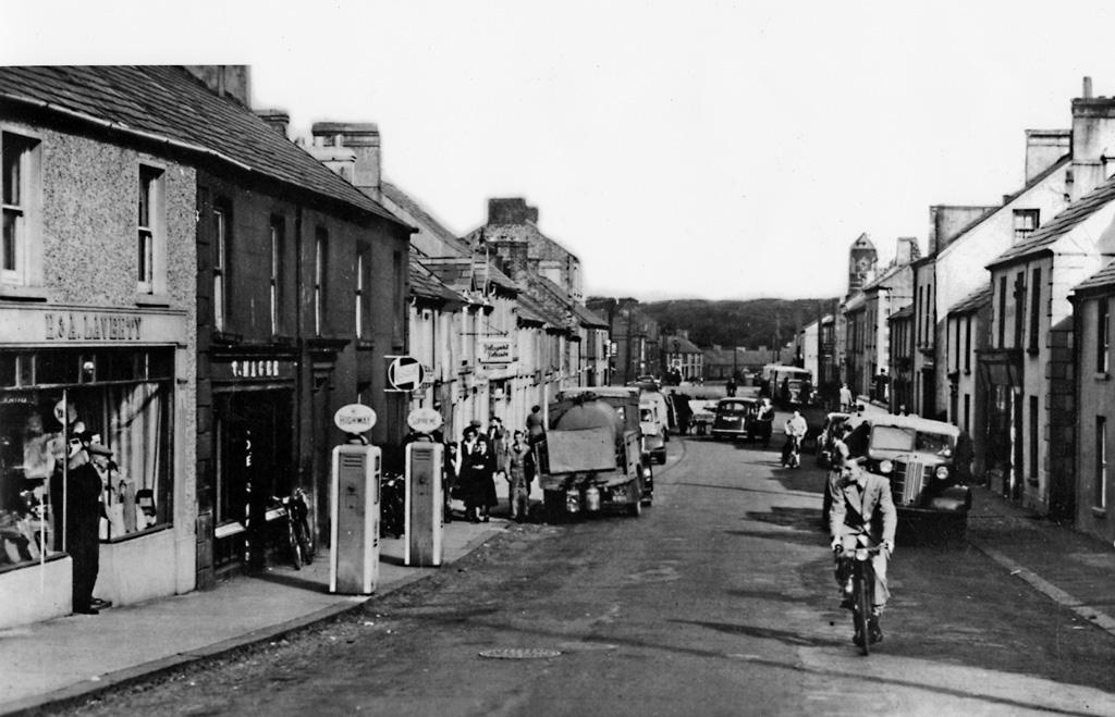 Bushmills Main Street 1930's