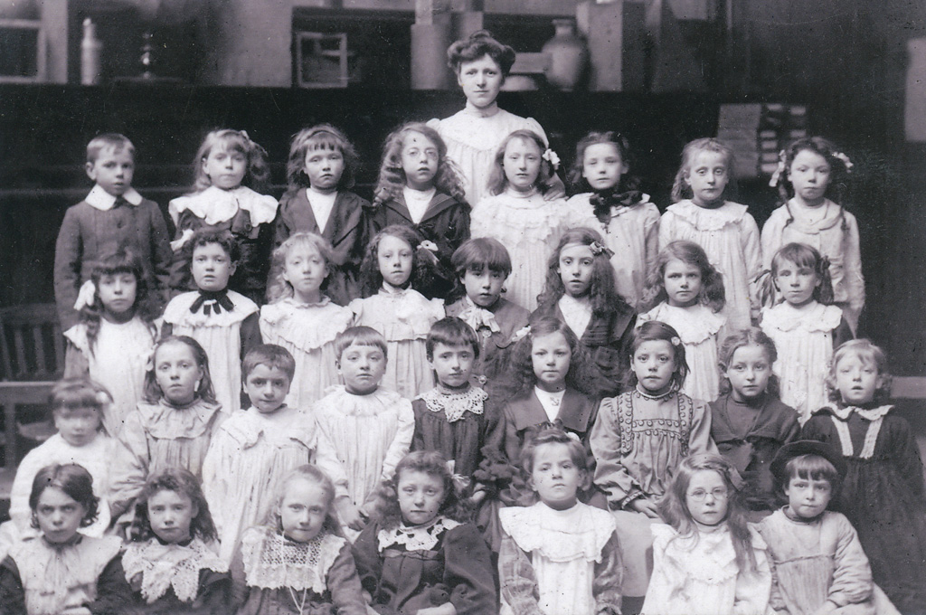 Bushmills-national-school-1920's